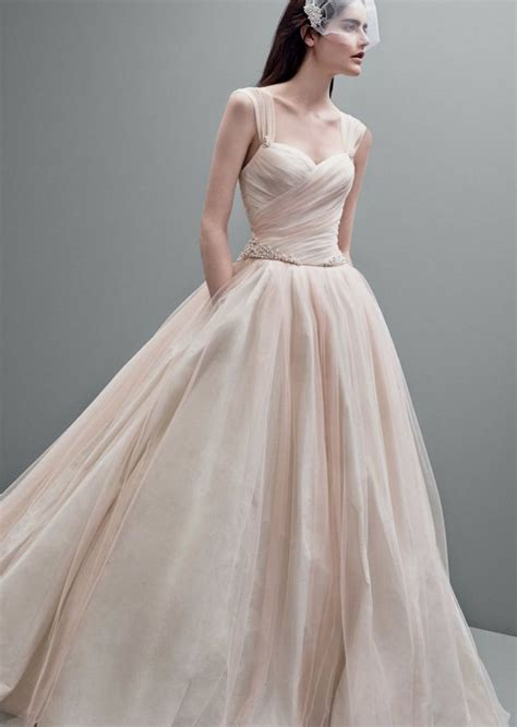 Light Wedding Dresses by Light Pink Wedding Dress