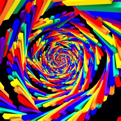 imagenes locas en movimiento acid trip motion graphics gif by xponentialdesign find