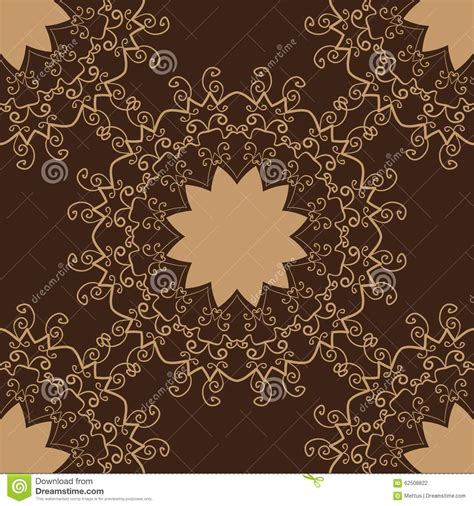 Wedding Banner Wallpaper by Vintage Vector Pattern Abstract Tile Stock