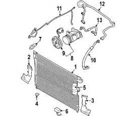 2006 Nissan Pathfinder Engine Diagram Parts 174 Nissan Pathfinder Rear Ac Lines Oem Parts