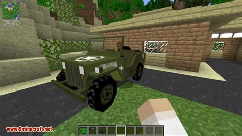 minecraft army jeep minecraft army vehicles vehicle ideas