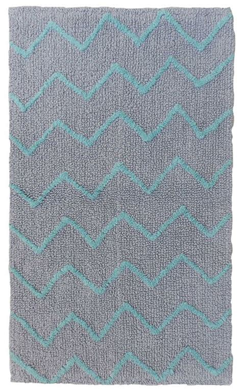 turquoise bathroom rugs zigzag bath rug everything turquoise