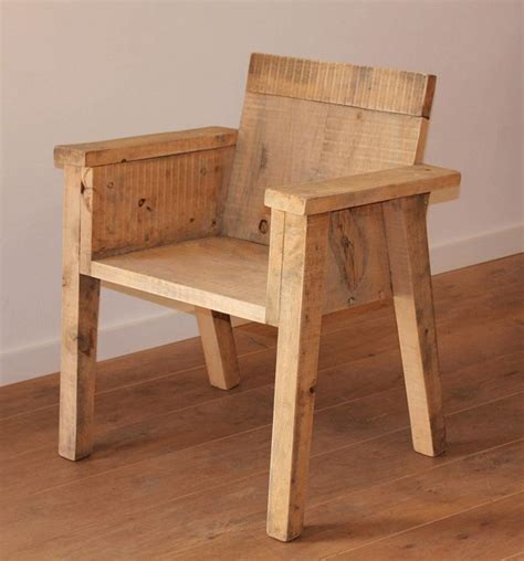 Small Armchairs Design Ideas Wooden Chair Quot Jeudepomme Quot By Designer Robin Blanchard Wood Pinterest Tr 228 M 246 Bler