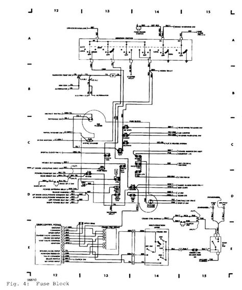 jeep xj wiring diagrams pdf jeep wiring diagram