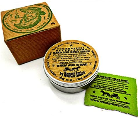 Hrl By Tje Herbal All And Organic Herbal Healing Salve By Honest