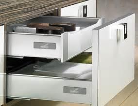 Kitchen Drawer Designs Double Walled Hettich