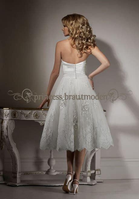 Hochzeitskleider Laden by Hochzeitskleider Knielang