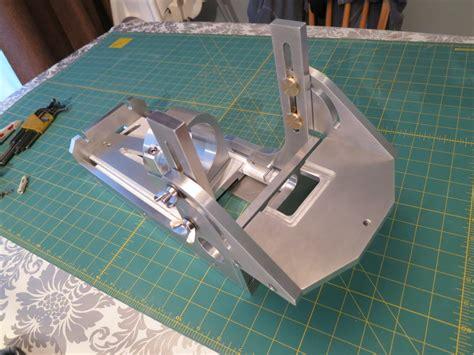 portable slot mortising machine domino style