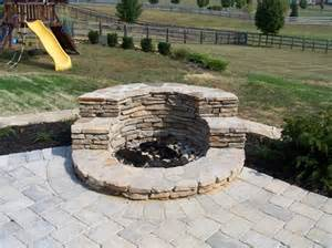 Best Outdoor Firepit Adding A Pit To Your Backyard Rhine Landscaping