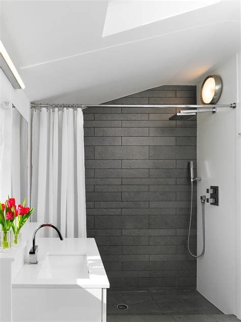 Contemporary Small Bathroom Design | small but modern bathroom design ideas