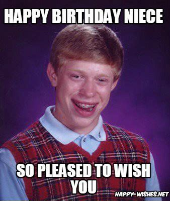 Niece Meme - happy birthday wishes for niece quotes images memes