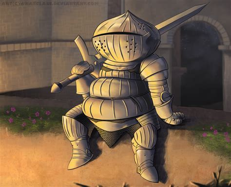 dark souls siegmeyer of catarina by wraeclast on deviantart