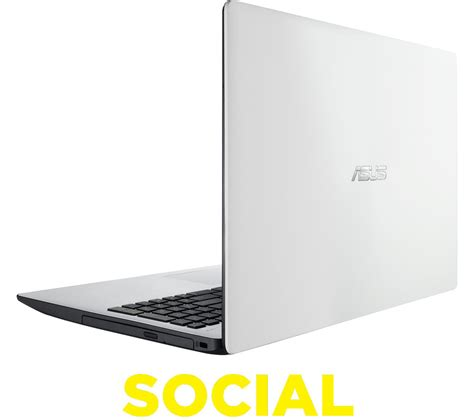 Laptop Asus White asus x553sa 15 6 quot laptop white deals pc world
