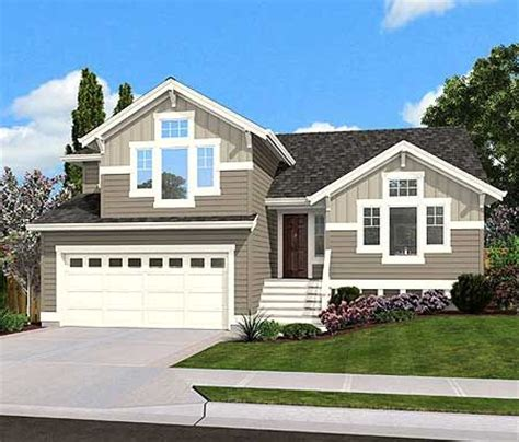 front to back split level house plans best 20 split level exterior ideas on split