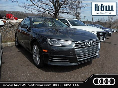 audi of willow grove audi willow grove vehicles for sale in willow grove pa