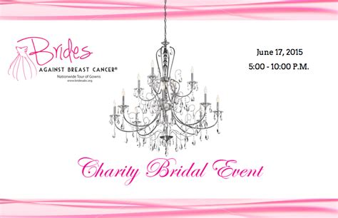 Brides Against Breat Cancer In Baltimore by Brides Against Breast Cancer Bridal Show And Trunk