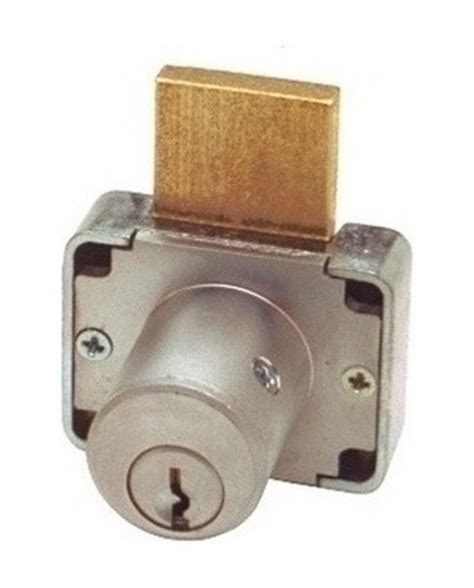 Dresser Drawer Locks by Olympus Lock 200dw Deadbolt Cabinet Drawer Lock Keyed