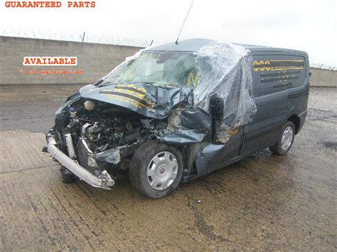 Comfort Auto Parts by Fiat Scudo Breakers Scudo Comfort Dismantlers