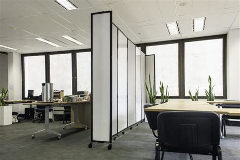 Office Room Divider Office Partitions And Dividers Portable Partitions Australia
