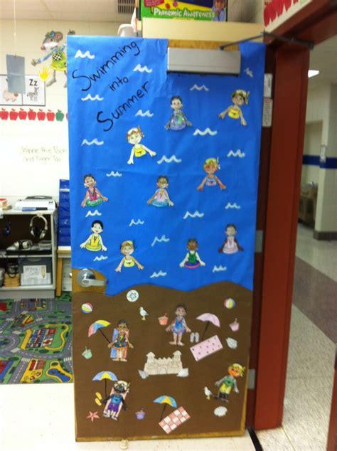 Summer Door Decorations by Summer Door Decorations Crafts For Tiny Students