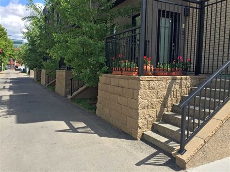modern retaining wall modern looking retaining wall blocks cornerstone wall