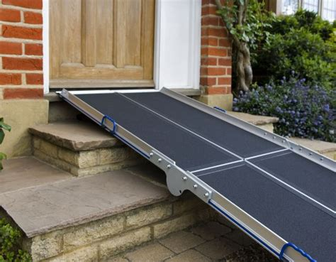 aerolight lifestyle wheelchair ramp sports supports mobility healthcare products