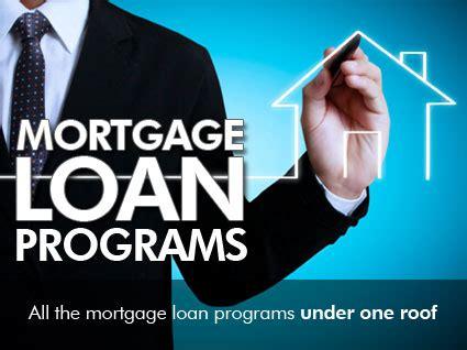 mortgage loan programs best lending