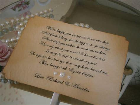 wedding reception bathroom basket poem 17 wedding reception bathroom basket poem how to