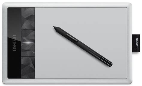 Bamboo Pen Tablet Promises The Feel Of A Real Pen On Paper by Wacom Cth470m Bamboo Capture Pen Tablet Ca