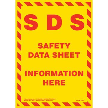Msds Cover Sheet Template by Safety Data Sheet Binder Cover