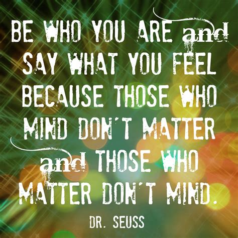 Who Are You Book be who you are dr seuss quotes quotesgram