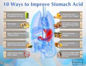 how to fix stomach 10 ways to improve stomach acid levels drjockers com