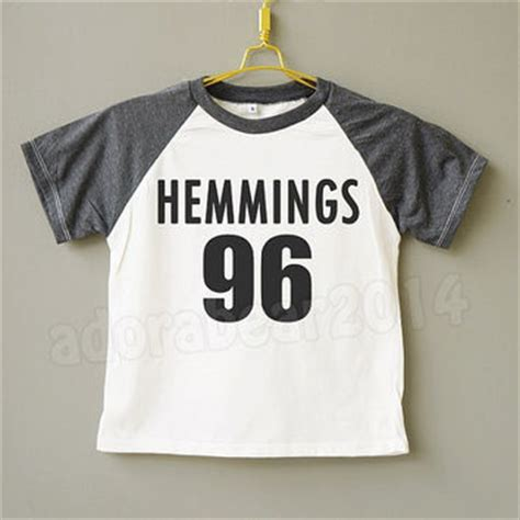 Band T Shirt Kaos 5sos This Luke Hemmings shop 5sos jersey on wanelo