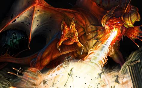 Dungeons Dragons Images The Hd by Dungeons Dragons Wallpapers Wallpaper Cave