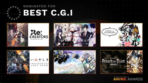 best action anime on crunchyroll 2018 crunchyroll check out the nominees for the 2017 anime