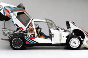 Lancia Delta S4 Group B WRC car for sale Red Bull