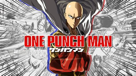 punch man wallpaper  hd saitama