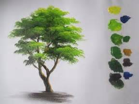 acrylic tree best 25 tree paintings ideas on painted trees