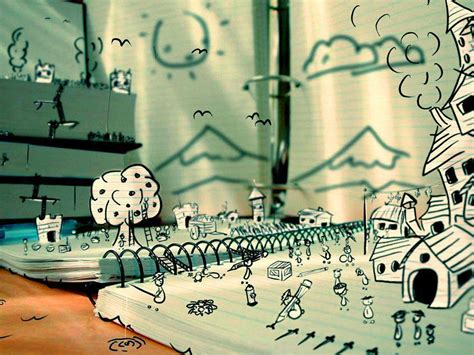 doodle drawing wallpaper doodle wallpapers wallpaper cave