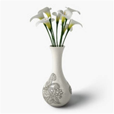 Sketchup Vase by Modern Vase 3d Models Turbosquid