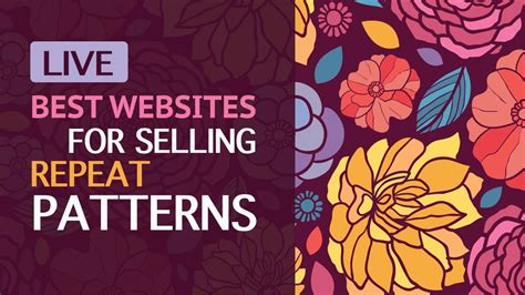 repeat pattern youtube webinar on which websites can you successfully sell your