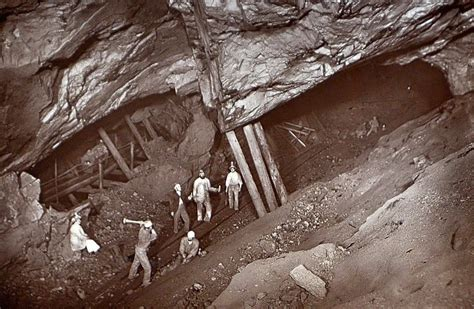 Underground Mining mei an appreciation of jc burrow pioneering