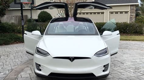 Tesla Model X Delivery Tesla Model X January Delivery Estimates Speculating