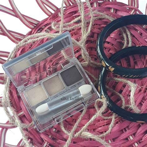 Eyeshadow Seri G review swatch wardah cosmetics makeup series