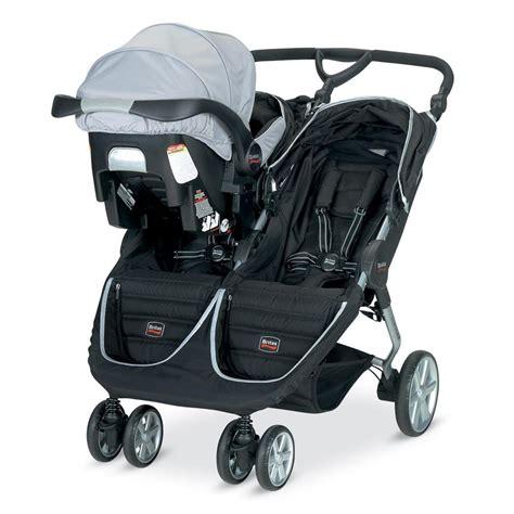 stroller that works with britax car seat 2012 britax b agile buggy stroller cosmos black ebay