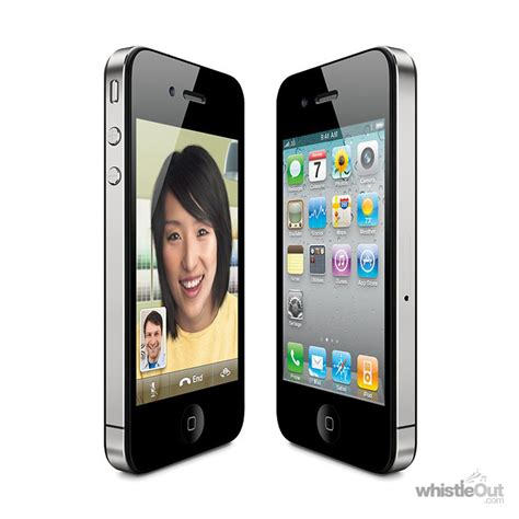 3 Iphone Plans Iphone 4 16gb Prices Compare The Best Plans From 57 Carriers Whistleout