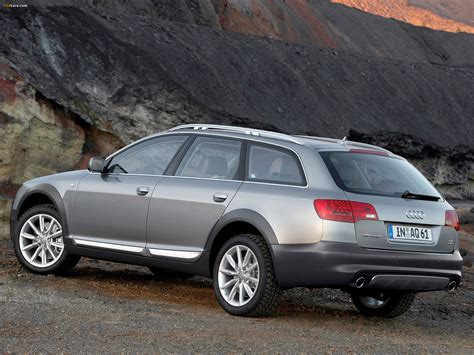 Pictures of Audi A6 Allroad 4.2 quattro (4F,C6) 2006?08 (2048x1536)