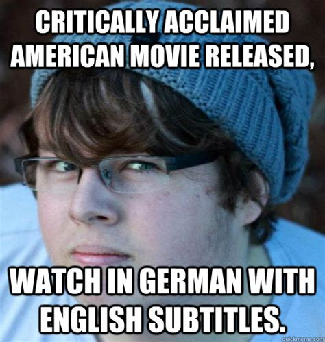 The Greatest American Subtitles Critically Acclaimed American Released In German With Subtitles