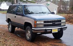 1993 chevrolet suburban gmt400 pictures information
