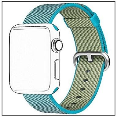 best apple watch woven nylon band: fresh look: for series